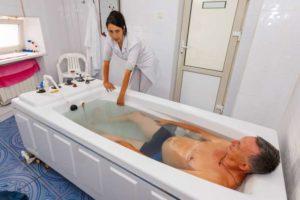 Сероводородные ванны вред и польза и вред