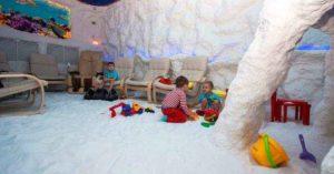 Галокамера польза и вред для детей