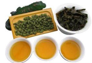 Зеленый чай с женьшенем польза и вред