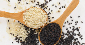 Семена кунжута черного польза и вред как принимать