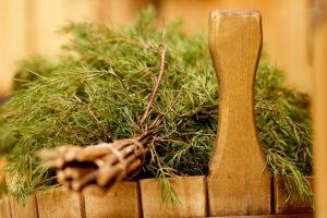 Можжевеловый веник для бани польза и вред