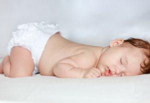Сон на животе новорожденным польза и вред