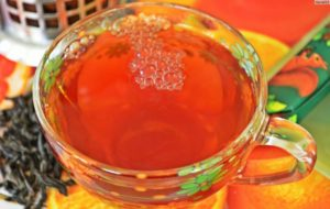 Чай с бергамотом польза и вред для женщин