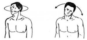 Круговые движения головой вред и польза