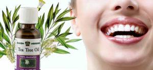 Масло чайного дерева для зубов вред и польза