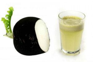 Сок из черной редьки польза и вред
