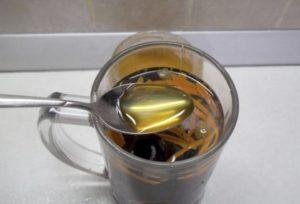 Мед с горячей водой польза или вред