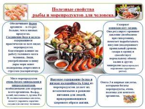 Рыба польза и вред для организма человека