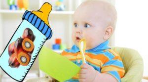 Пальмовый олеин в детском питании вред и польза комаровский