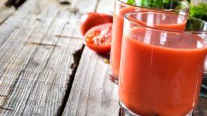 Томатный сок польза и вред для женщин
