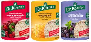 Гречневые хлебцы dr korner польза и вред