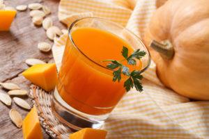 Сок из тыквы с морковью польза и вред