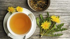 Чай из корней одуванчиков польза и вред
