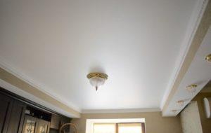 Натяжные потолки польза и вред для здоровья
