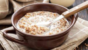 Гречка с кефиром утром натощак польза и вред при панкреатите