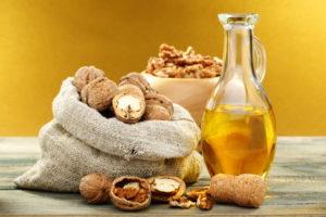 Масло грецкого ореха масло польза и вред