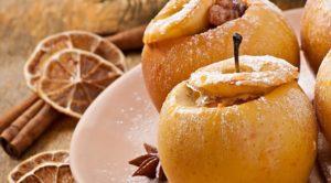 Печеные яблоки в духовке польза и вред рецепты