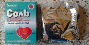Соль с низким содержанием натрия польза и вред