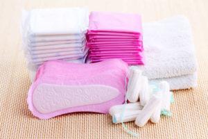 Прокладки женские вред и польза