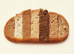 Хлеб черный и белый польза и вред