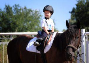 Верховая езда польза и вред для детей