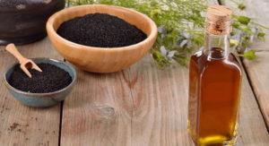 Масло семена черного тмина польза и вред