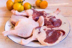 Утиное мясо польза и вред детям