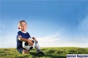 Футбол для детей польза и вред