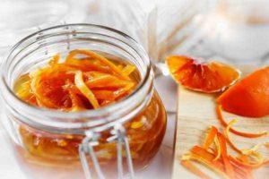 Чай из апельсиновых корок польза и вред