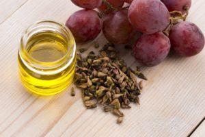 Масло из виноградных косточек польза и вред для лица