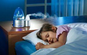 Увлажнитель воздуха для детей вред и польза
