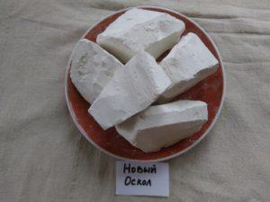 Мел кусковой для еды вред и польза