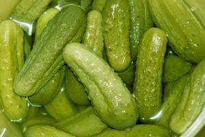 Огурцы польза и вред для организма при похудении