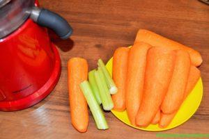 Сок из сельдерея и моркови польза и вред для организма