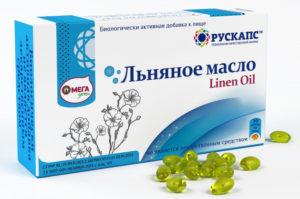 Льняное масло в капсулах польза и вред для женщин
