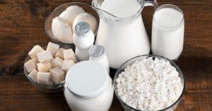 Лактоза в детских смесях польза и вред