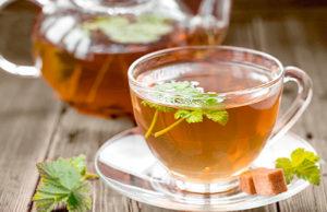 Чай из листа смородины польза и вред