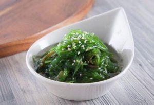 Салат чука из морских водорослей польза и вред