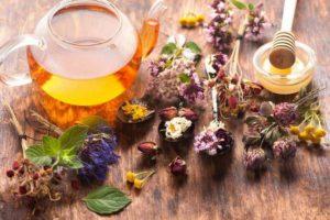 Чай шалфей польза и вред для женщин после 50 лет