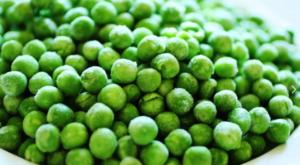 Замороженный зеленый горошек польза и вред