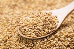 Семена кунжута польза и вред для женщин