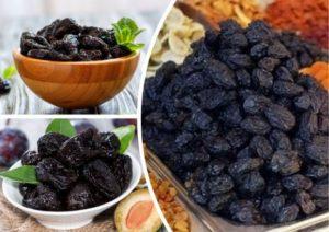 Сушеный чернослив польза и вред для организма