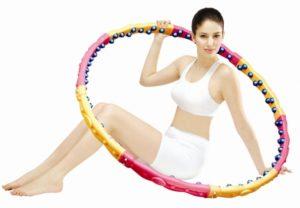 Обруч хулахуп для похудения польза и вред