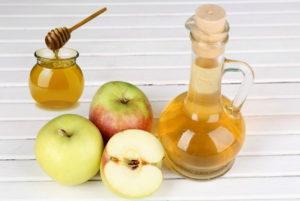 Яблочный уксус для печени вред и польза