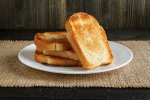 Хлеб поджаренный в тостере польза и вред