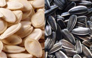 Очищенные семечки подсолнуха польза и вред для женщин