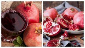 Гранатовый сок польза и вред при сахарном диабете