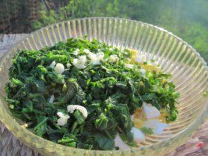 Салат из крапивы рецепт польза и вред