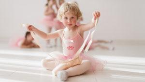 Балет для детей польза и вред