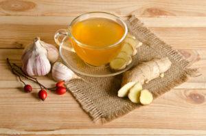 Чай с имбирем польза и вред для здоровья